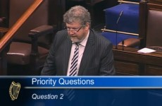 James Reilly stands over Primary Care centre decision-making processes