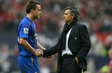 Mourinho: Terry is '100%' not a racist