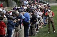 Ryder Cup: Europe fast start can quiet home support