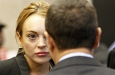 Lohan accused of assault after attack at rehab clinic