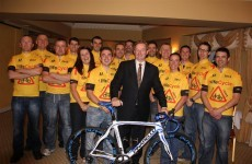 Cycle for suicide awareness will go from Westport to Dublin... and back