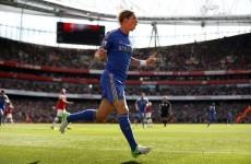 As it happened: Arsenal v Chelsea