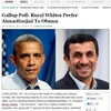 Iran's news agency: Sorry we mistook a story from The Onion for real news