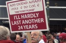 'Your All-Ireland Final Ticket Hunt' Pic of the Day