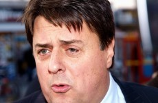 MEP Nick Griffin says he will not apologise for 'Fenian' comment on Twitter