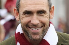 In pictures: Hurling fans -- including former Arsenal defender Martin Keown -- up for the match again