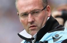 Lambert calls for calm Villa heads ahead of derby