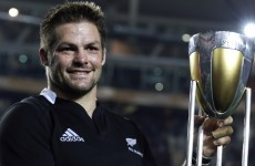 Rugby Championship: McCaw satisfied by performance in Argentina