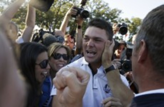 As it happened: Ryder Cup 2012, day 3