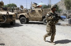 Afghan bombing kills three NATO troops and translator