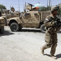 Afghan bombing kills three NATO troops and translator