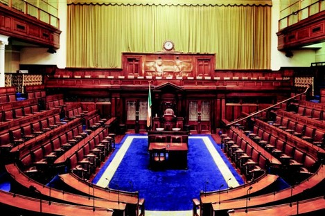 The Dáil chamber lay empty for all of August - though TDs still received just over €600,000 in allowances for the month.