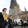 Grand Secretary of Orange Order calls image 'outrageous and unacceptable'