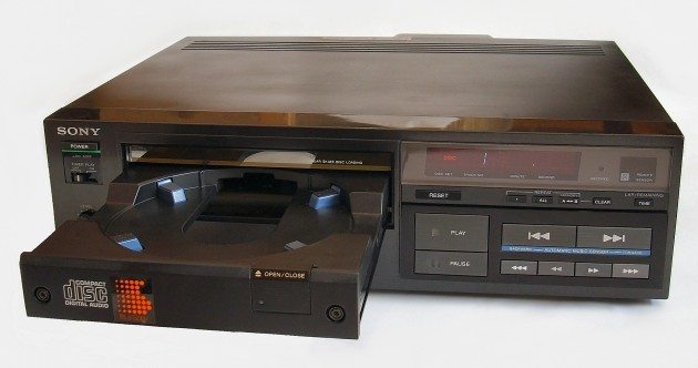 Open thread: Happy 30th birthday CD player... what was your first CD?