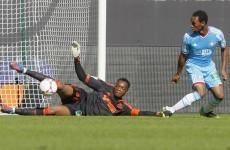 Eurostar: Mandanda throws away Marseille's perfect start