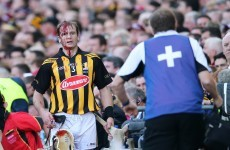 Will I be back? I don't know, admits Kilkenny legend JJ Delaney