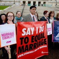 Northern Ireland assembly rejects motion calling for same-sex marriage