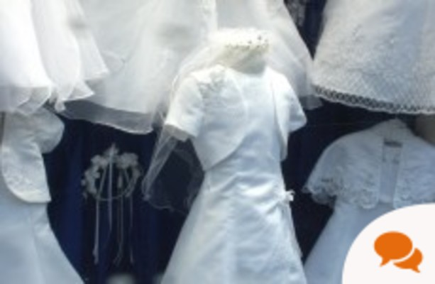 0fff04a63 Column: I don't want my son to make his Communion, but I'm worried