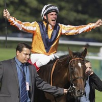 Defending champion Danedream withdrawn from the Arc