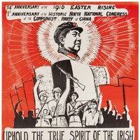 Mystery behind 1916 Rising/Chairman Mao poster