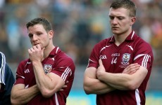 Joe Canning played through pain to start final - coach