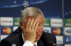 VIDEO: The Ryder Cup was great - but Alex Ferguson really doesn't want to talk about it