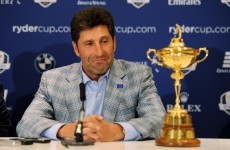 'It was torture' -- Olazabal rules out 2014 Europe captaincy