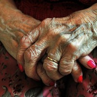 Marked increase in calls from older people to helpline