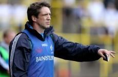 McGeeney set for sixth season in Kildare
