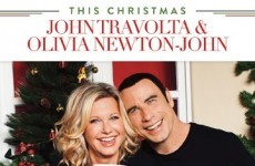 Guilty pleasure alert: Olivia and John record Christmas album