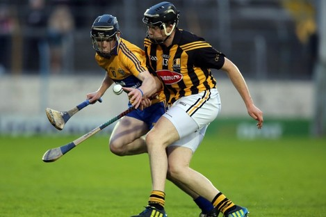 Clare's Tony Kelly and Kilkenny's Walter Walsh have both been nominated.