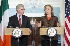 Hillary Clinton among over 50 foreign ministers to visit Dublin in December