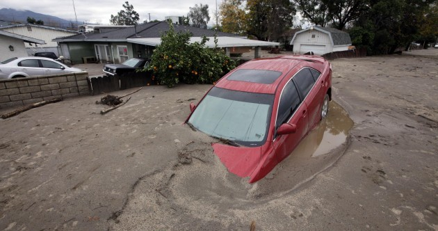 California ravaged by floods after severe storms [gallery]