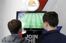 EA FIFA soccer videogame scores record launch