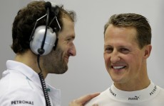 Schumacher to retire again, says 'this time it might be forever'