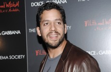 He's electric: David Blaine goes high voltage for new stunt