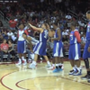 VIDEO: Blake Griffin sunk a 75-foot shot in practice