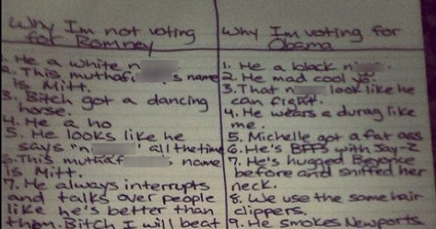 Why is Snoop Dogg voting for Obama and not Romney?