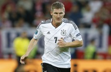 Bastian Schweinsteiger back in Germany squad ahead of Ireland game
