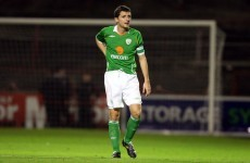 Ex-Ireland international Bruce included in Northern Ireland squad