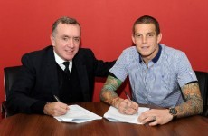 Dane deal: Agger signs Liverpool contract extension