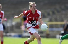 After Cork's camogie final disappointment, Briege Corkery looks to go one better in ladies football