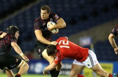 Points race: Tim Visser eyes up more tries as Treviso come to town