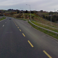 Pedestrian killed in Wicklow overnight car accident