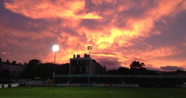 PHOTOS: the sun sets over Ireland