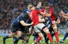 Open thread: how do you think tonight's game between Leinster and Munster will go?