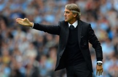 Premier League: Clean sheet the highlight for Mancini