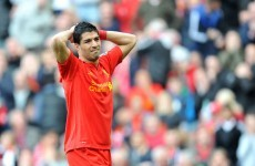 Reds slip up at Anfield yet again, as Stoke leave with a point
