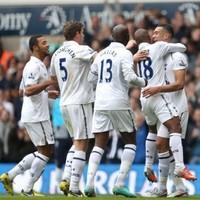 Tottenham secure fourth win in a row against Villa