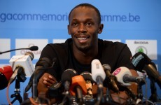 Bolt confirms Rio 'three-peat' bid